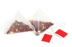 Püramiid teepakk